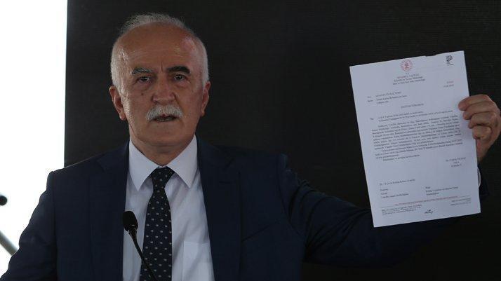 Vakıflar Genel Müdürü'nden 'Galata' açıklaması