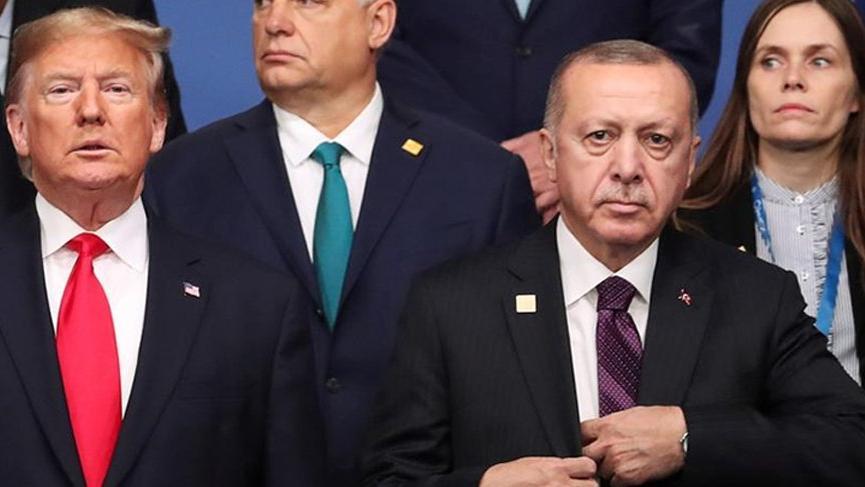 Trump'tan çok konuşulacak Cumhurbaşkanı Erdoğan açıklaması!