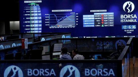 Borsa yüzde 0.58 artışla kapandı!