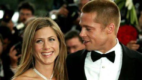 Brad Pitt ve Jennifer Aniston 19 yıl sonra aynı projede!