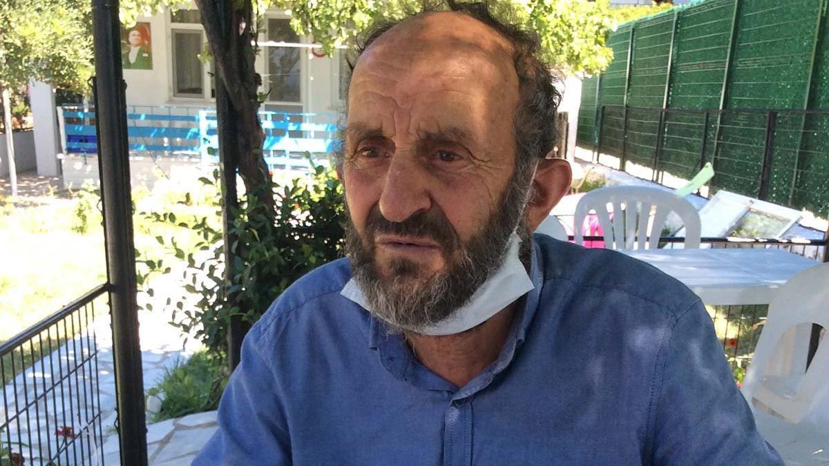 Marmara Adası'nda hayvancılık yapan Hacı Remzi isyan etti: Mera alanları şirketlere kiralandı, biz aç kaldık