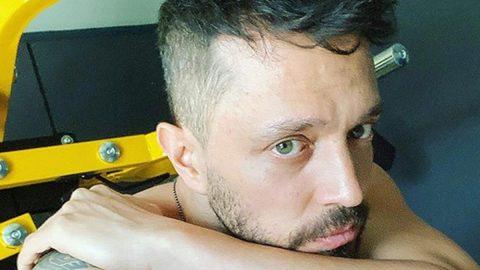 'Heyecanlı şarkıcı' Murat Boz...