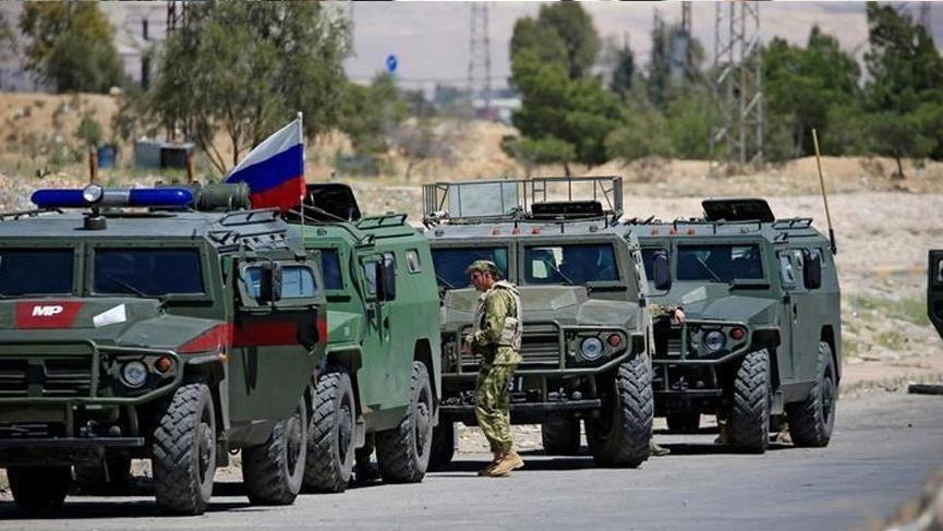 Üst düzey Rus general Suriye'de öldürüldü