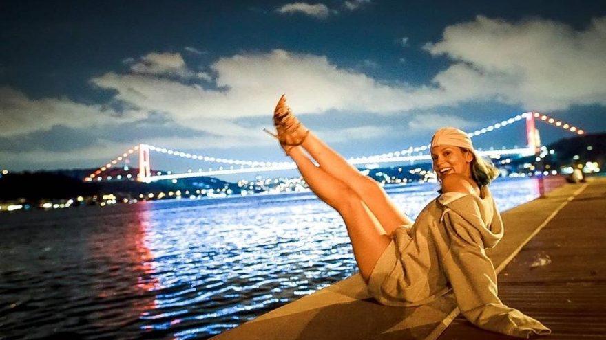 Farah Zeynep Abdullah yeni yaşını böyle kutladı