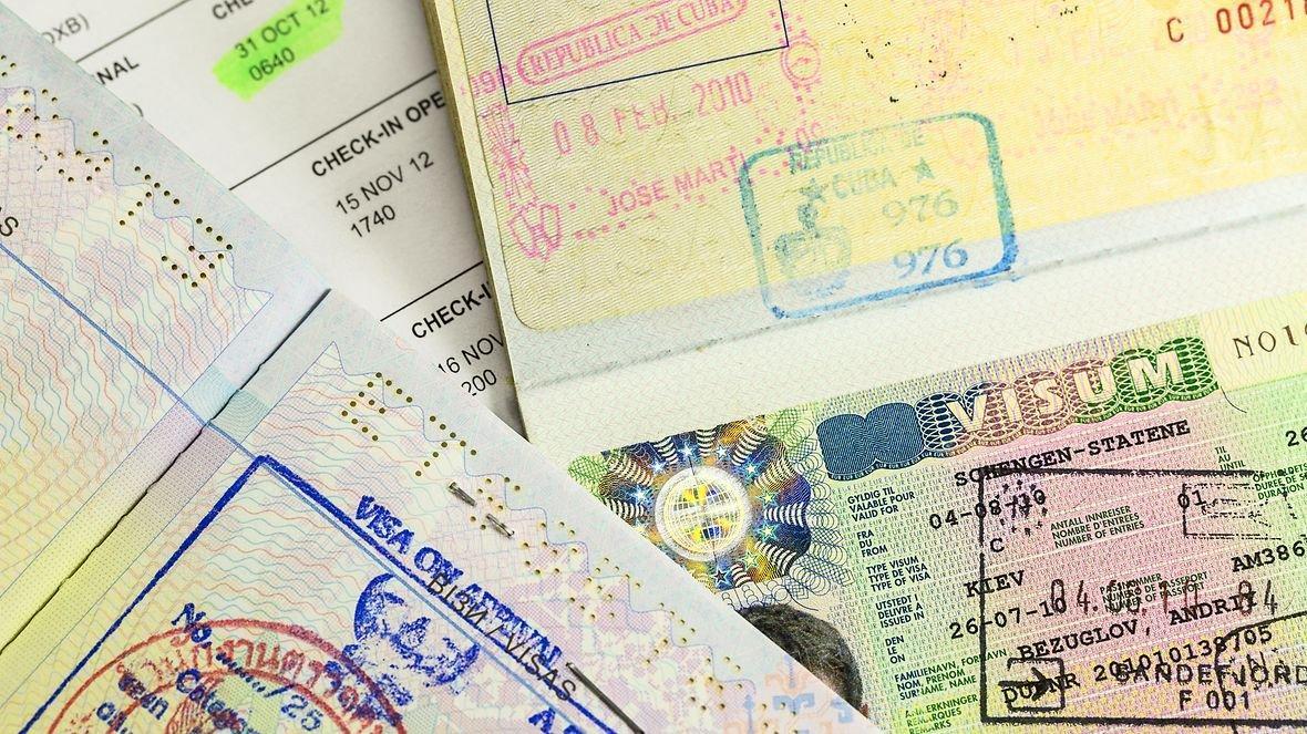 Türklere corona virüsü yüzünden vize vermiyorlar: D vizesini kim, nasıl alacak?