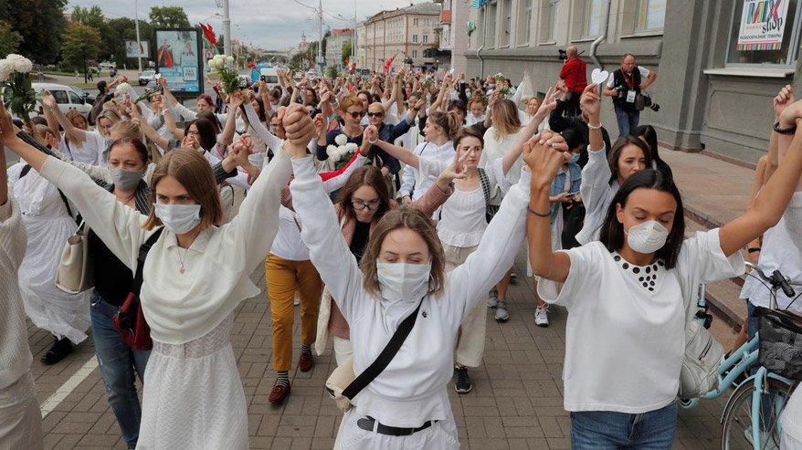 AB'den Belarus'a yaptırım kararı: Seçim sonuçlarını tanımıyoruz!