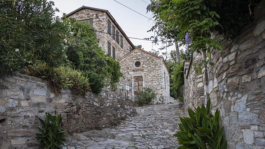 1800'lerden kalan tarihi Doğanbey Köyü