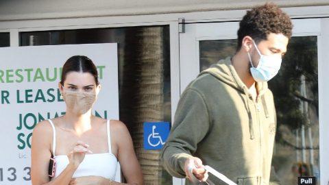 Kendall'ın basketbolcu aşkı bitmiyor! Aylar sonra yeniden birlikteler