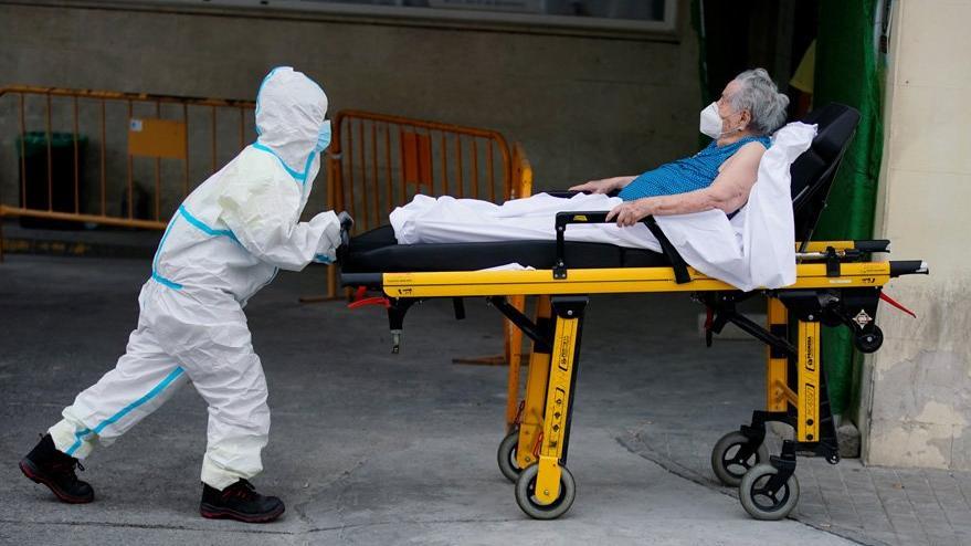 Dünya Sağlık Örgütü'nden Avrupa'ya flaş corona virüsü uyarısı