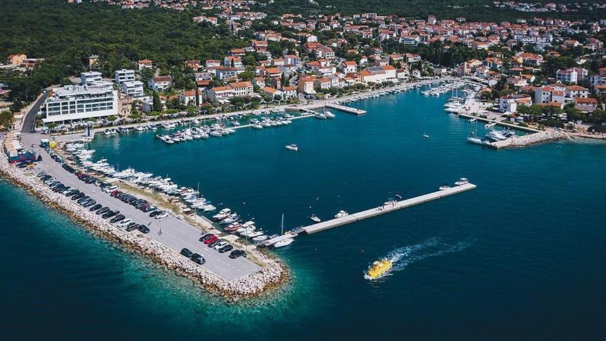Hırvatistan'ın cennet adası Krk