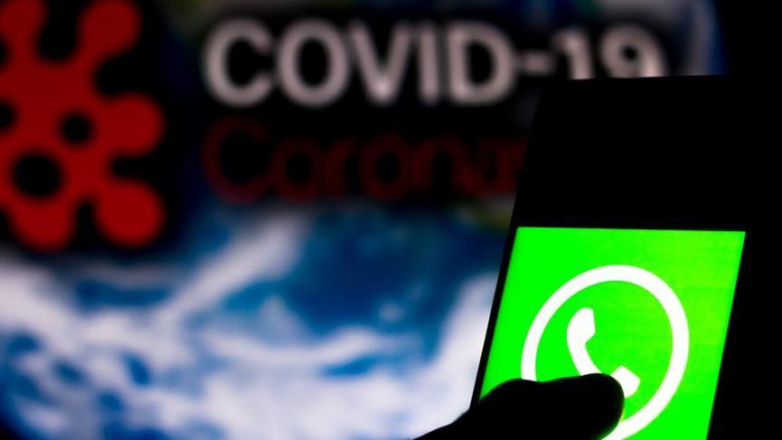WhatsApp'tan corona hastalarının bilgilerinin sızdırıldığı iddiası sonrası harekete geçildi!