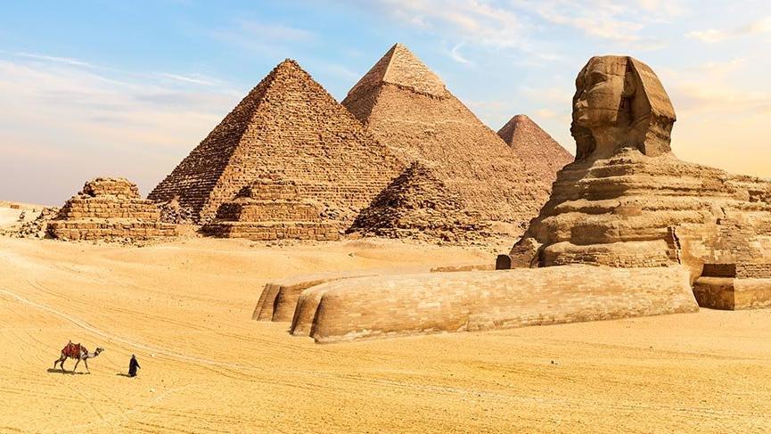 Dünyanın en büyük tek-taş heykeli: Büyük Gize Sfenksi