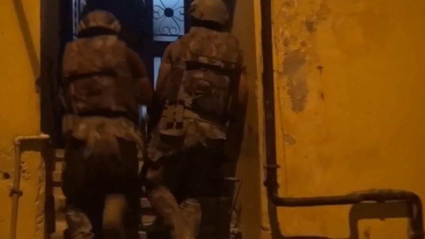 İstanbul'da IŞİD operasyonu: 4 kişi gözaltına alındı!