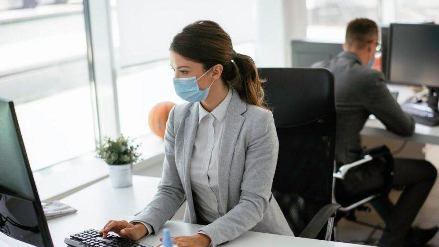 Ofiste corona virüsüne karşı bu uyarılara dikkat!