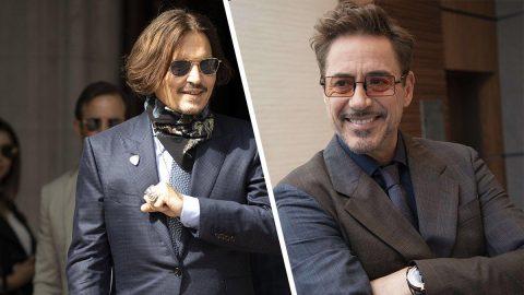 Robert Downey Jr ve Johnny Depp, Sherlock Holmes 3'te buluşuyor