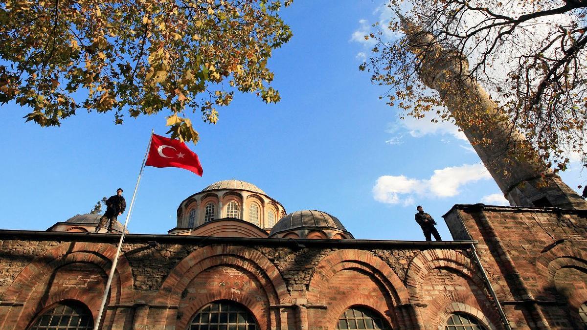 Rusya'dan Ayasofya ve Kariye tepkisi: Türkiye sözünü tutmadı