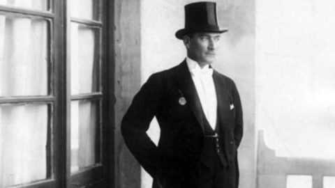 Atatürk'ü gördü moda kralı oldu