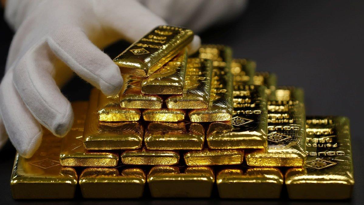 Altın üretimi rekora gidiyor, tek alıcı Merkez Bankası
