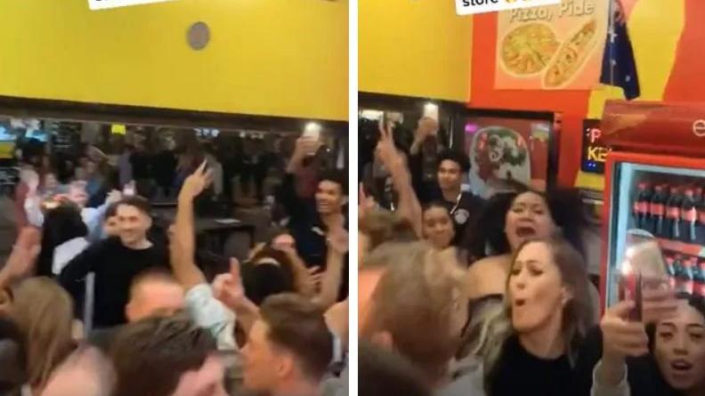 Son dakika... Türk kebapçıda corona virüsü partisi ülkeyi karıştırdı