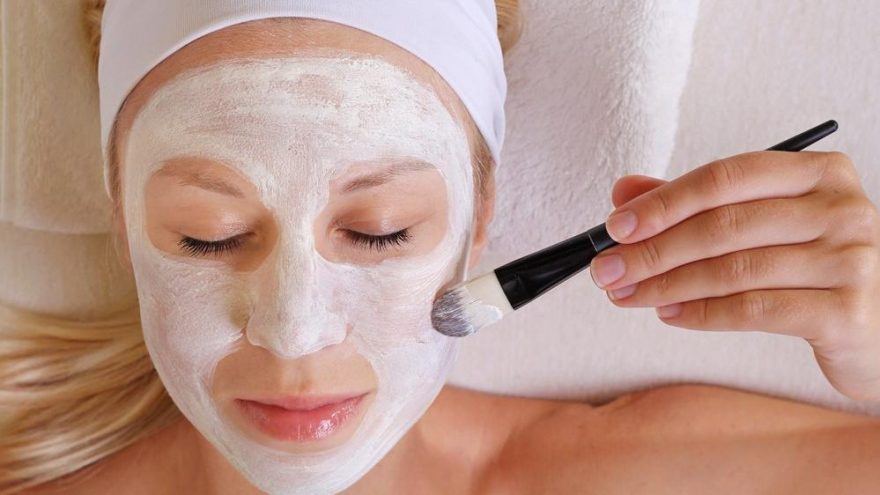 Yoğurt maskesi nasıl yapılır? Evde yoğurt maskesi tarifi…