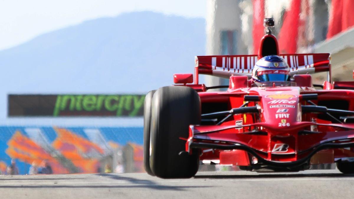Formula 1 yeniden İstanbul'da...