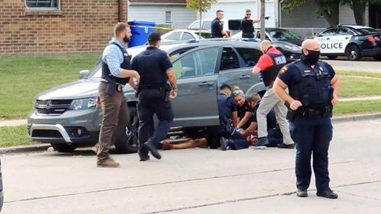 ABD'de polisin sırtından vurduğu Jacob Blake'ten kötü haber!