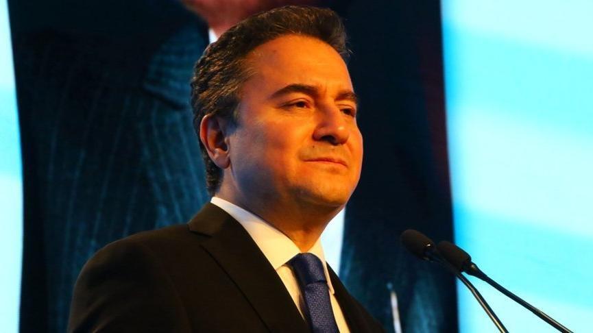Siyasetçilerden corona virüsüne yakalanan Babacan'a geçmiş olsun mesajı