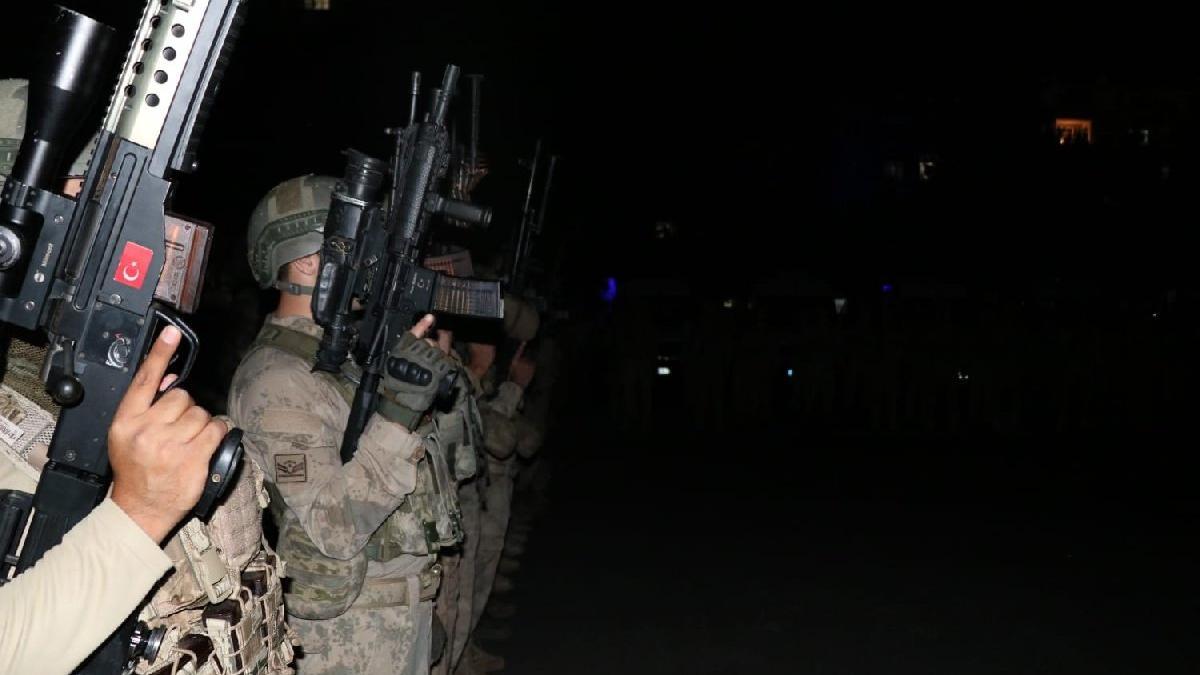 İçişleri Bakanlığı duyurdu: 'Yıldırım 7-Lice Narko-Terör' operasyonu başlatıldı