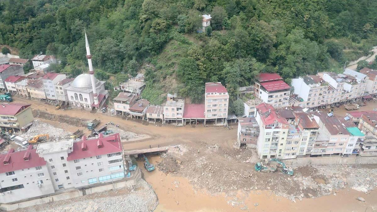 CHP'nin raporu ortaya koydu: Giresun felaketini HES'ler tetikledi