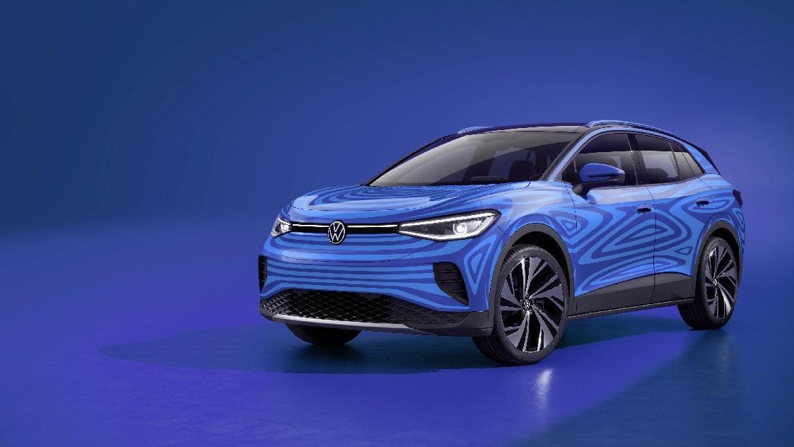 Türkiye'ye gelecek olan ilk elektrikli Volkswagen!