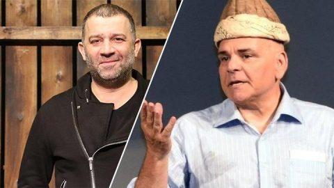 Sanatçılar Rasim Öztekin'in kavuğu Şevket Çoruh'a devretmesini böyle karşıladı