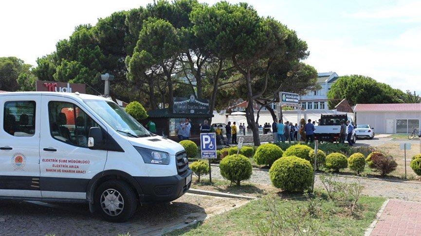 AKP'li belediye CHP'li belediyenin mallarına el koydu