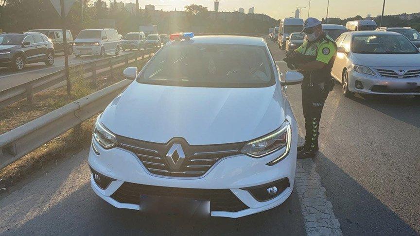 'Çakarlı Sürücü' dehşetinin ardından trafikte denetimler sıklaştı!