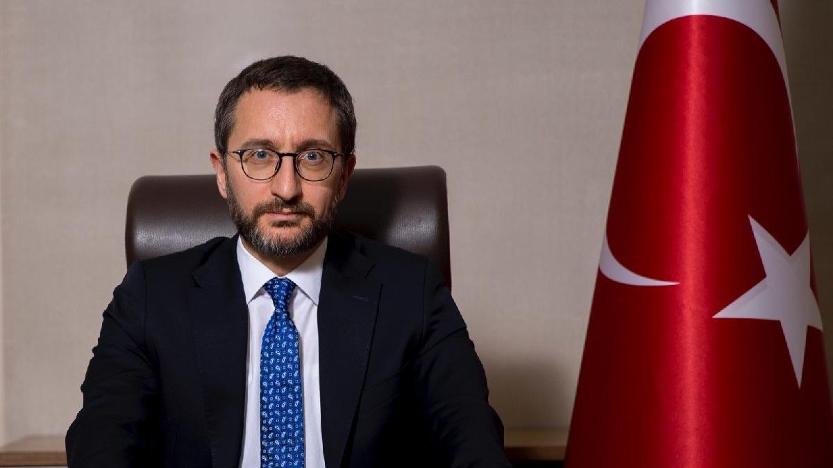 İletişim Başkanı Altun'dan '30 Ağustos' açıklaması