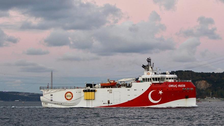 Merkel'den Doğu Akdeniz açıklaması