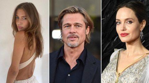 Angelina Jolie'nin Nicole Poturalski endişesi
