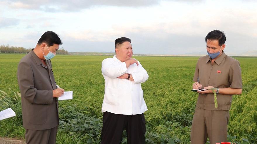 Kim Jong-un'dan Covid-19 önlemi: Yaklaşanı vurun