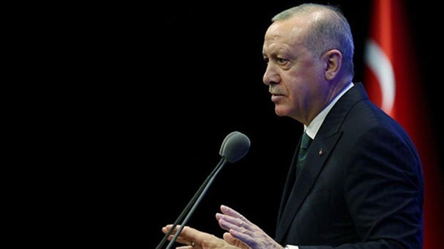 Erdoğan: Akdeniz ve Ege'de korsanlığa haydutluğa asla eyvallah etmeyiz - Güncel haberler