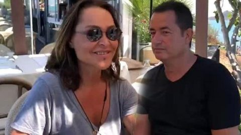 Hülya Avşar'dan Acun Ilıcalı'ya: Onu yatağıma attım