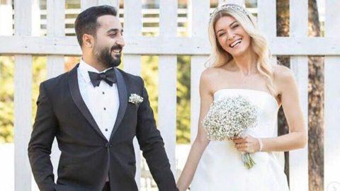 Onur Buldu ile Duygu Koz erteledikleri düğünü gerçekleştirdi