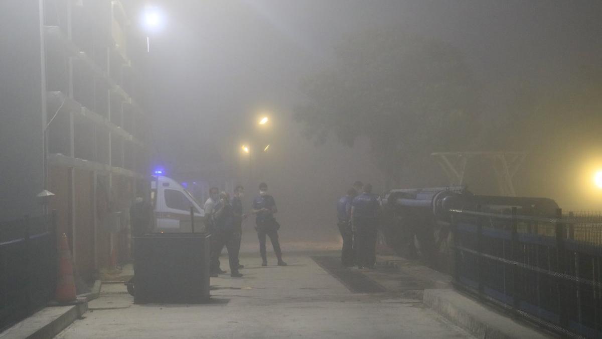 Adana'da kayıp çocuğun cansız bedeni santral kapaklarında bulundu