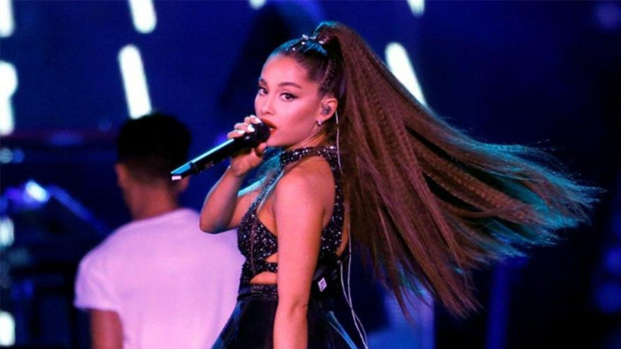 Ariana Grande'den Instagram rekoru! 200 milyonu aştı