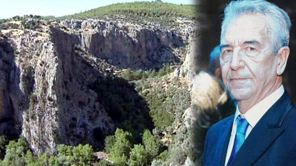 Kayıp iş insanı Hafızoğlu'nun cesedi 40 metrelik uçurumun dibinde bulundu