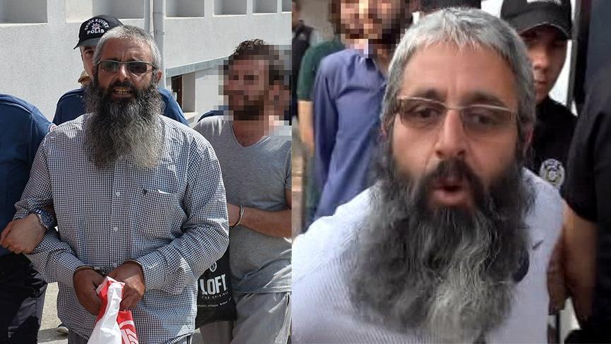 IŞİD'in Türkiye Emiri gazetecilere öpücük atmış!