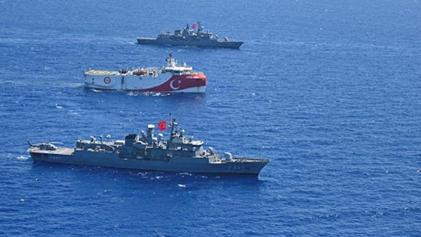 Yunan komünistlerinden Ege ve Doğu Akdeniz sorunu açıklaması!