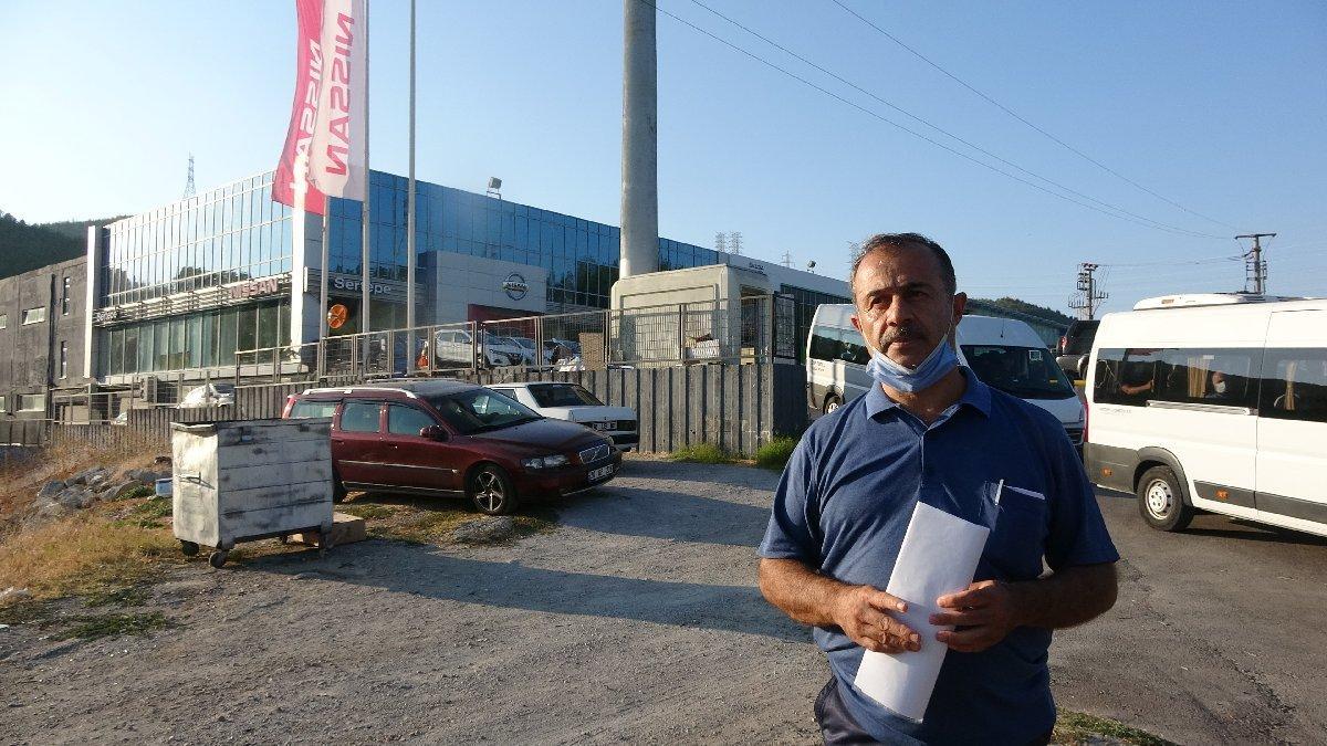 Bursa'da ÖTV mağduru vatandaş, peşin ödediği aracını alamıyor