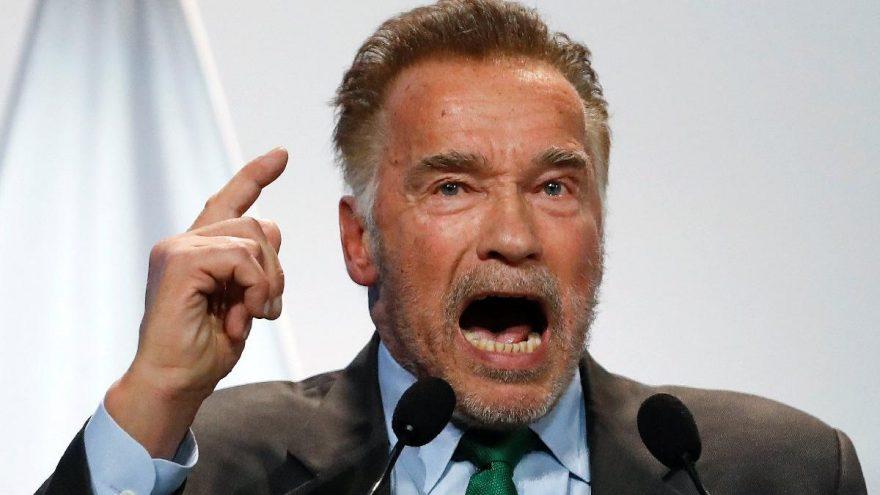 Arnold Schwarzenegger'den bir ilk! Dizi yıldızı olacak