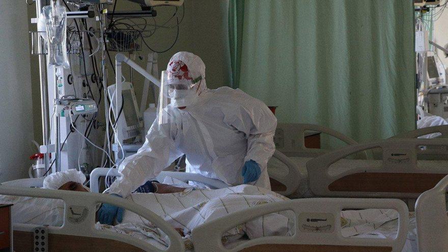 Ankara Tabip Odası: 693 sağlık çalışanı Covid-19 pozitif