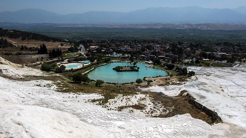 Anadolu'nun en gözde antik kentlerinden Hierapolis