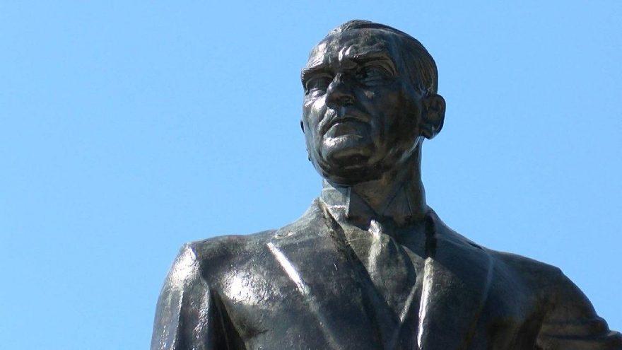 Türkiye'nin ilk Atatürk Anıtı'na restorasyon